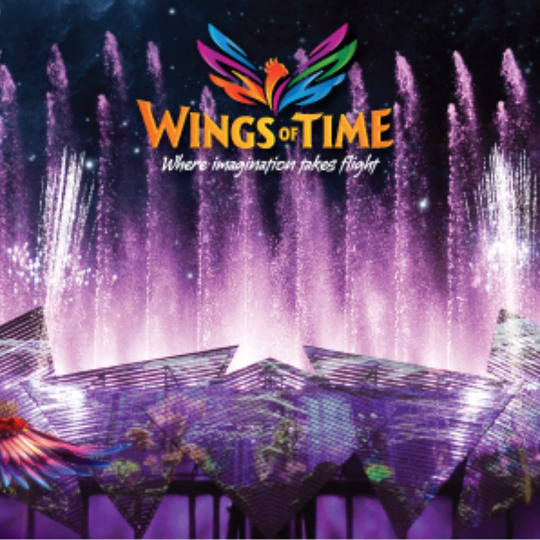 Wings of Time (Show time - 19:40)