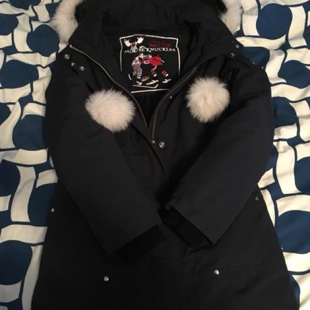 Women's Moose Knuckle Jacket