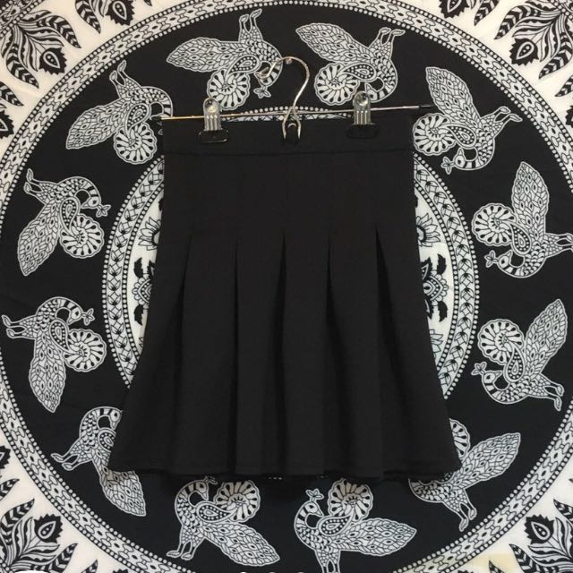 XS pleated skirt from Urban Outfitters