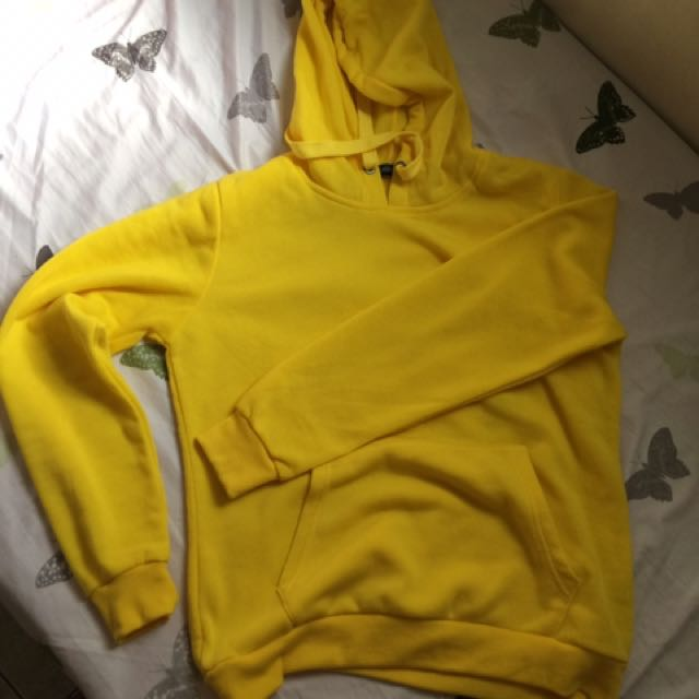 Yellow Jacket by Folded&Hung