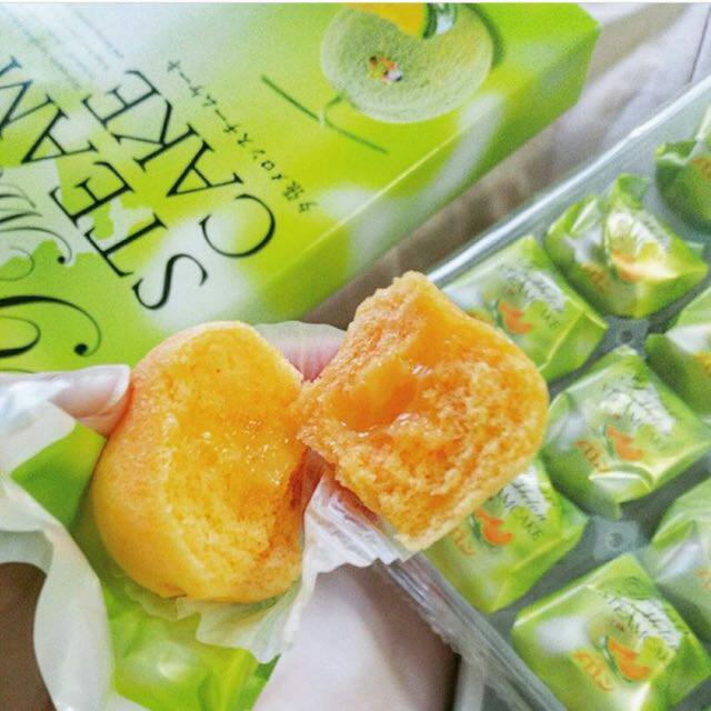 ผลการค้นหารูปภาพสำหรับ Yubari Melon STEAM CAKE