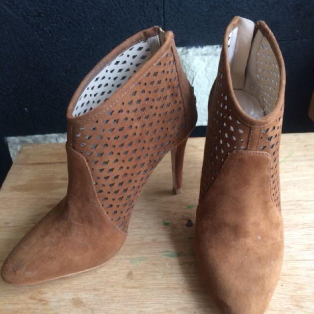 Zara Boots Brown 36