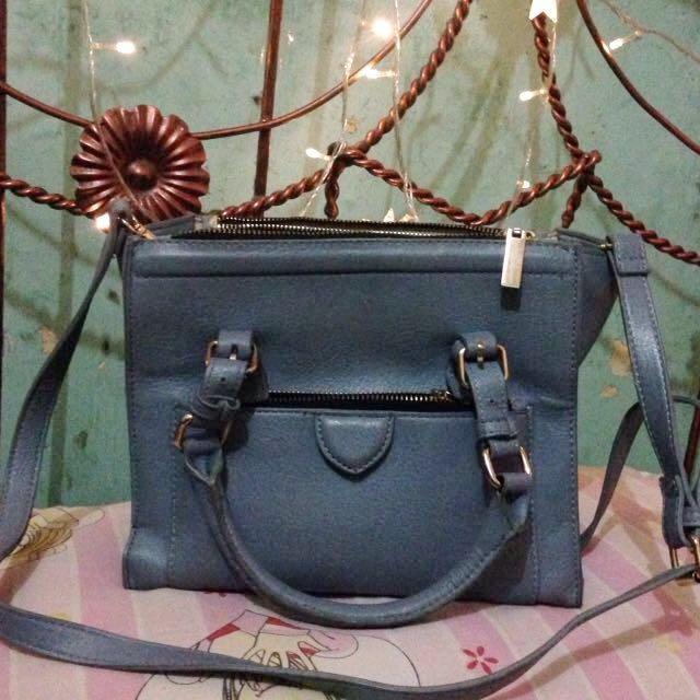 Zara city bag