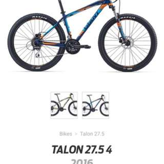 Giant Talon 4 27.5