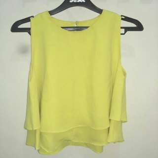 Yellow top (no brand)