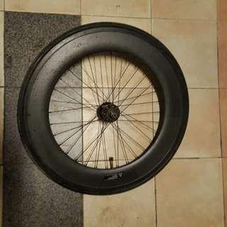 88mm rear wheel