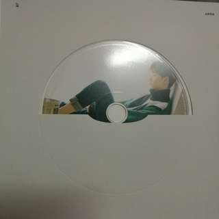 NU'EST W NUESTW W,HERE Album + Jonghyun (JR) CD + Baekho (Dongho) Poster