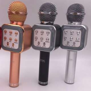 Wster ws 1818 Bluetooth microphone