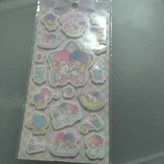 Little twin star sanrio sticker