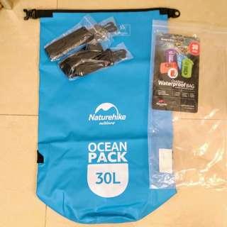 Naturehike 30L Ocean Pack 防水袋 背囊(包郵)