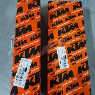 KTM Duke 200/390 side mirrors