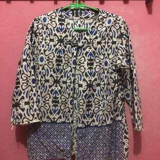 Batik outer