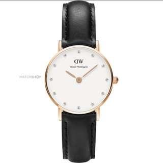 [Authentic] Daniel Wellington Ladies' Classy Sheffield 26MM Watch