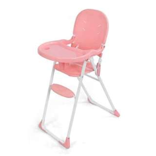 FOLDABLE.HIGH.CHAIR(LZ)
