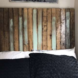Headboard Type/Statement Bedroom Piece/Furniture