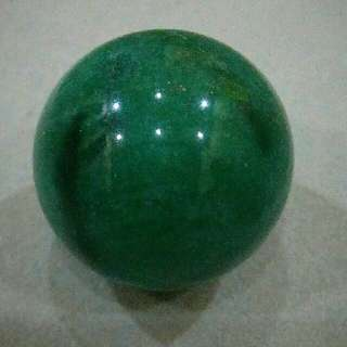 Aventurine ball /sphere 48.7cts