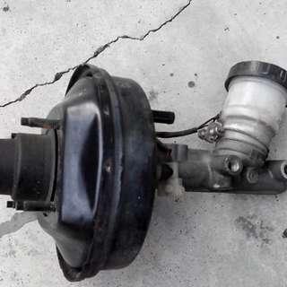 Master pump servo brake kancil 660 850 mira