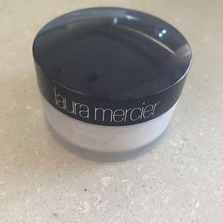 Laura Mercier loose setting powder TRANSLUCENT Genuine