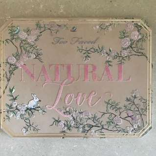 Two Faced Natural Love