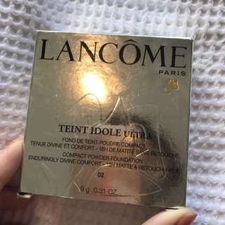 Lancôme powder BRAND NEW