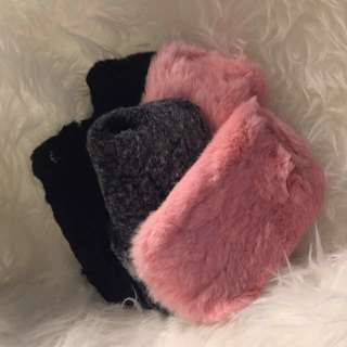 Fluffy iPhone Cases