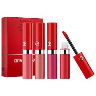 [NEW/SOLD OUT] Giorgio Armani Lip Maestro Limited Edition Set