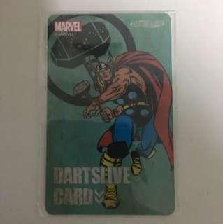 Dartslive Card
