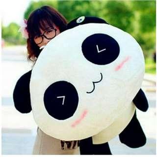 Great fun doll prone lie panda Pillow plush toys