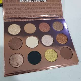 Colourpop I Think I Love you Damaged Unused
