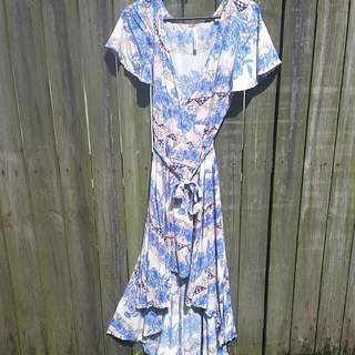 Beautiful Maxi Dress From Indikah