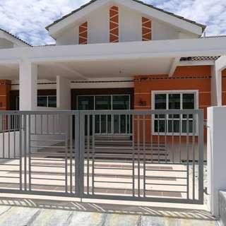Rumah Sewa Seri Iskandar, Perak