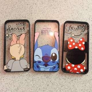 現貨出清特價 包郵 迪士尼系列 手機殼