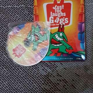 Just for Gags Original CDs (original) brandnew