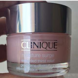 Clinique Moisture Surge Extended Thirst Relief Gel Cream 7ml BRAND NEW & AUTHENTIC (NO OFFERS)