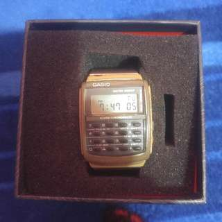 Jam Casio (Original)