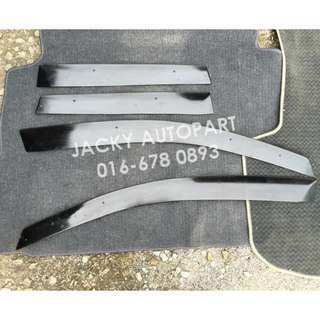 Door Visor Air Press Type S Honda Jazz Fit Gd3 Jpn