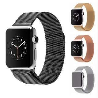 Instock Apple iwatch strap Mesh style