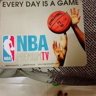 NBA TV mouse pad Brandnew