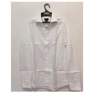 H&M FORMAL WHITE SHIRT (S size)