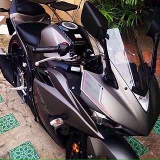 Yamaha r3 2016 for assume