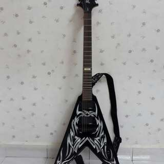 Bc rich guitar v kerry king kkv