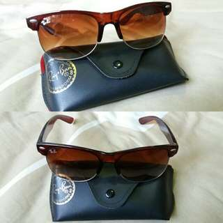 SALE!!! Ray ban Clubmaster for men