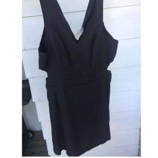 Garage Black Dress