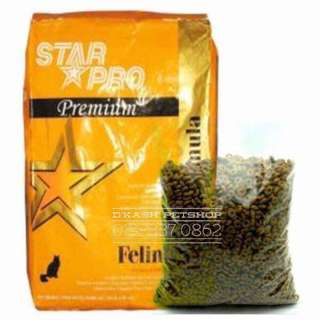 StarPro Premium Feline Formula For Cats and Kittens Repack
