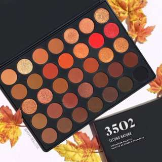 Morphe 3502 Second Nature