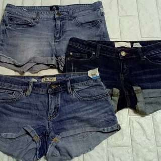 BRANDED SELECTED SHORT   (take all 400)