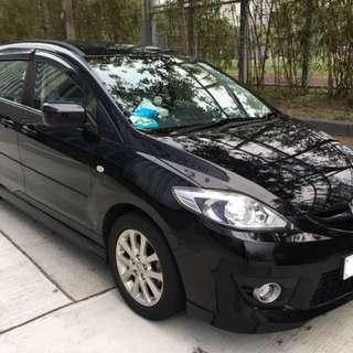 0首 Mazda5 只行32000公里 家庭車 合新手