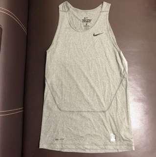 Nike Pro Combat 束衣 灰