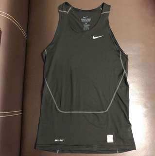 Nike Pro Combat 束衣 黑