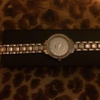 Brand new women's diamond studded Elgin 2 watch